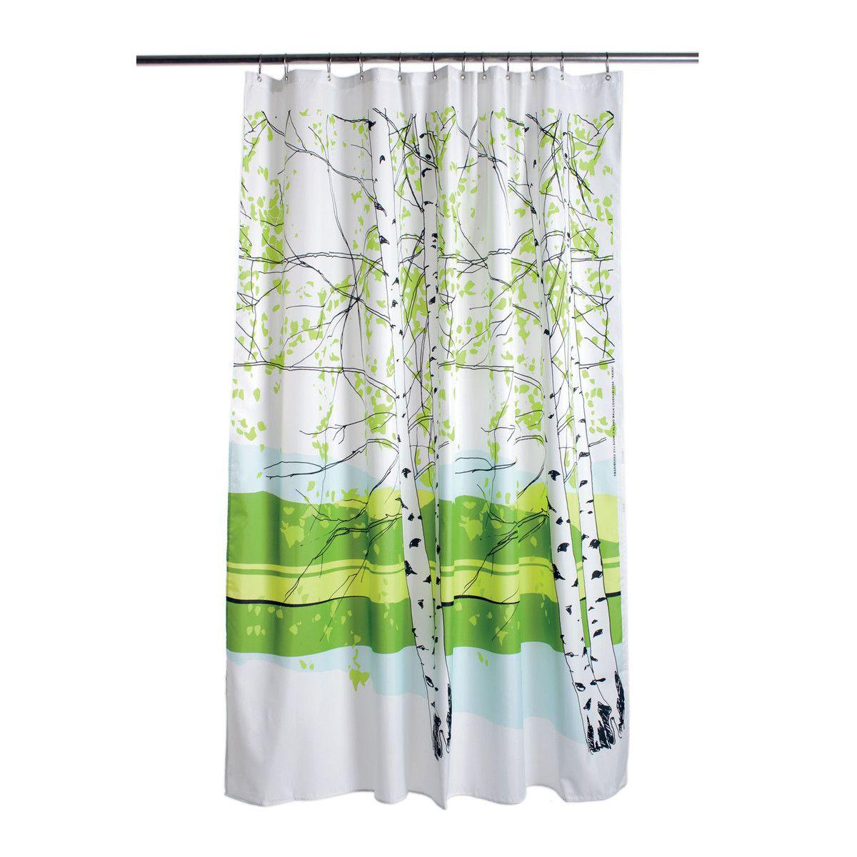 Designer Duschvorhänge marimekko kaiku duschvorhang einzelabbildung wunschliste
