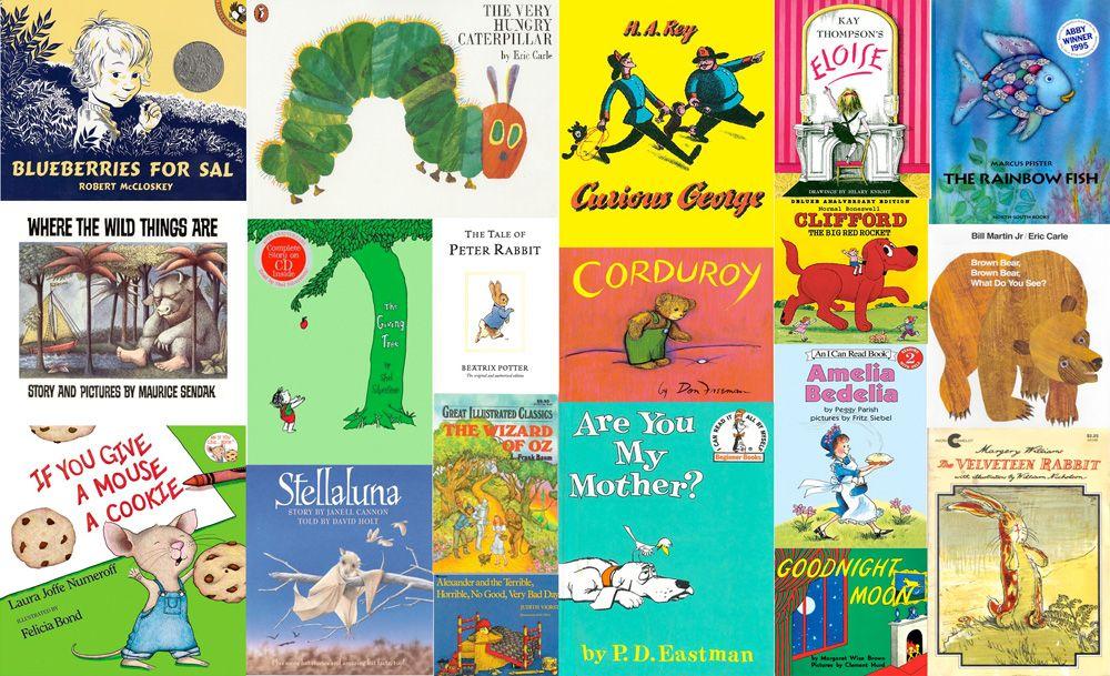 Any good short stories? like kid books?