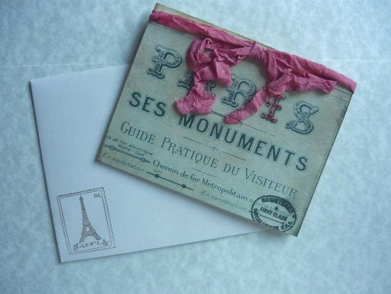 Oh La La Magnificent Old World Parisian by LeFrenchChateau on Etsy, $5.00  Fabulous Item