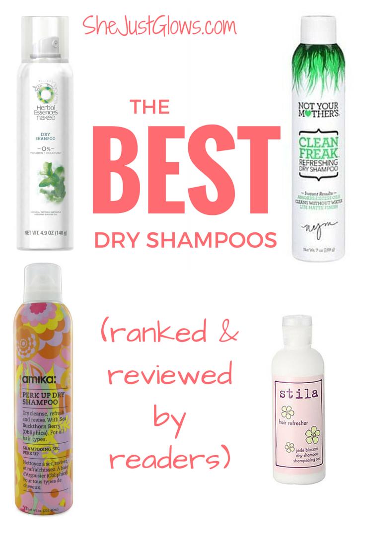 The Best Dry Shampoos Reader S Choice Good Dry Shampoo Dry Shampoo Best Dry Shampoo