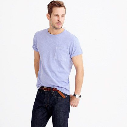 J.Crew+-+Garment-dyed+T-shirt