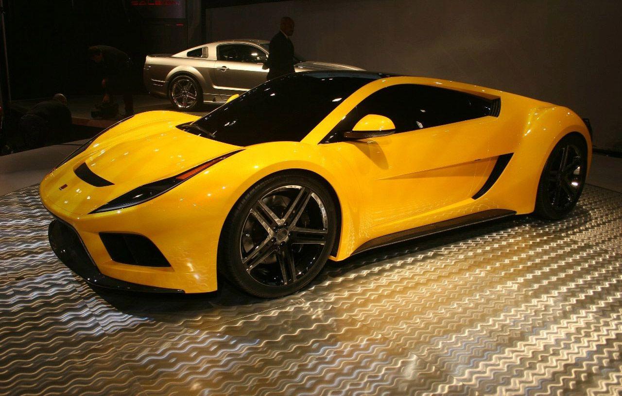 Saleen S5s Raptor Usa Super Cars Amazing Cars Sports Cars