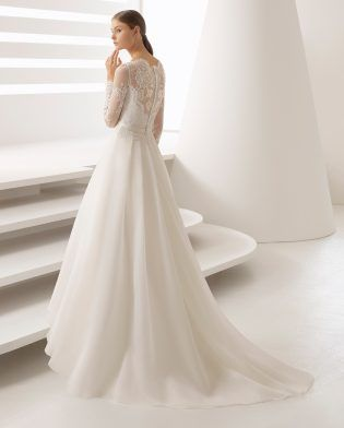 ANTIFAZ - 2018 Bridal Collection. Rosa Clará Collection