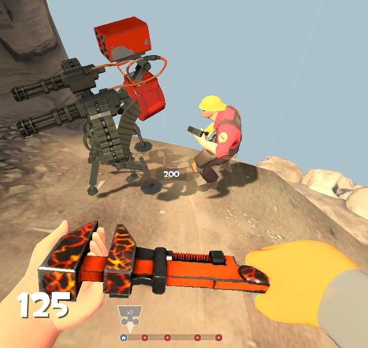 High IQ play #games #teamfortress2 #steam #tf2
