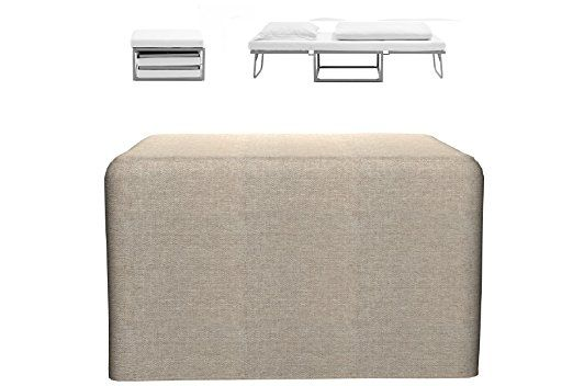 Compact Folding Single Sofa Guest Bed