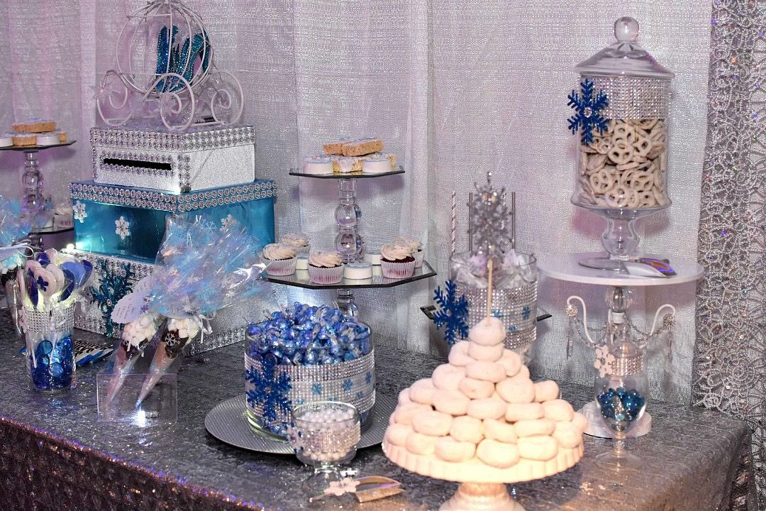 Phenomenal Candy Sweet Table Winter Wonderland Sweet 16 Our Winter Download Free Architecture Designs Viewormadebymaigaardcom