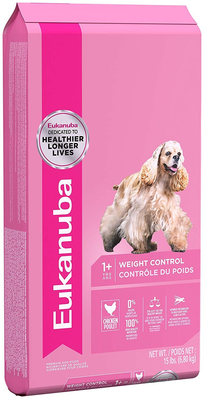 Eukanuba weight control adult dry dog food nice of your