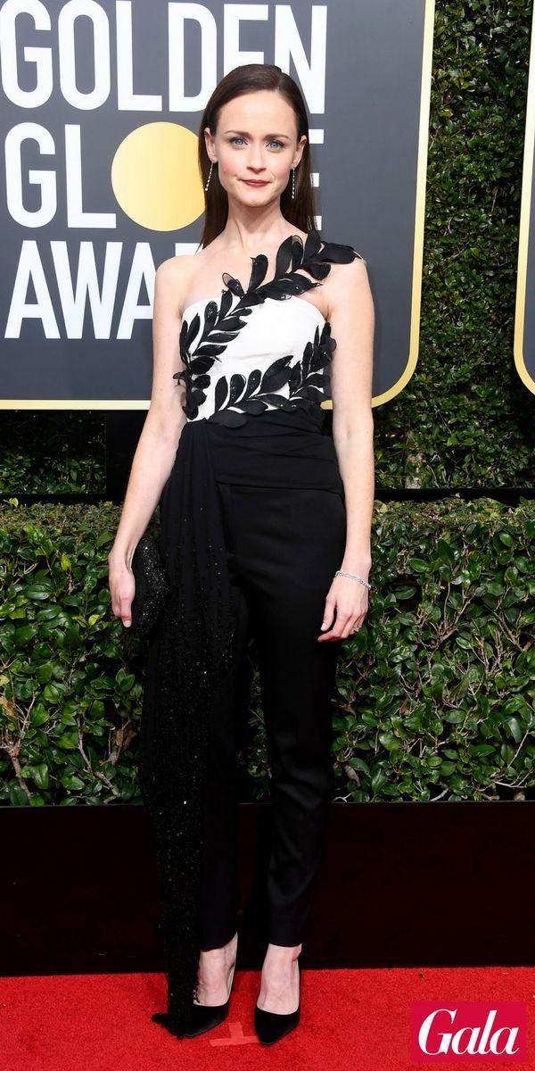 Golden Globes 2018: Ein roter Teppich ganz in Schwarz | Rote ...