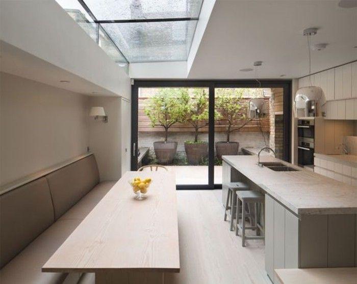 La verri re de toit la meilleure option pour une maison ensoleill e fen tre - Fenetre de toit plat ...