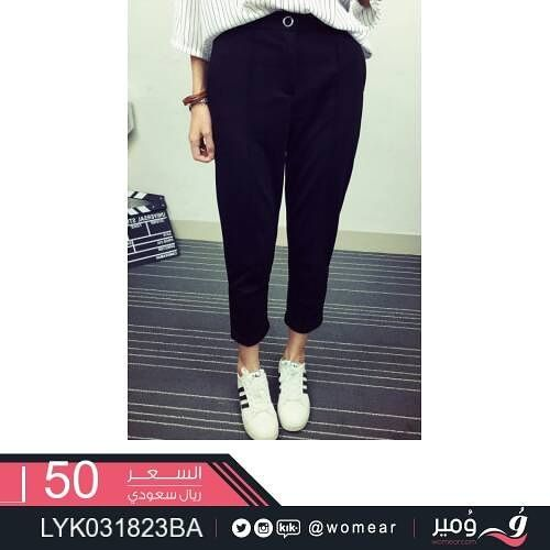 تألقي بأشيك موديلات جديدة للبنطلونات بنطال بناتي بنطلونات نسائية ستايل فاشون بنطلون صبايا كاجوال Pantsuit Pants Black Jeans