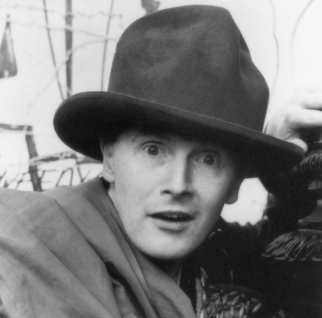 Malcolm McLaren in Vivienne Westwood Buffalo hat  93632d3fbc5