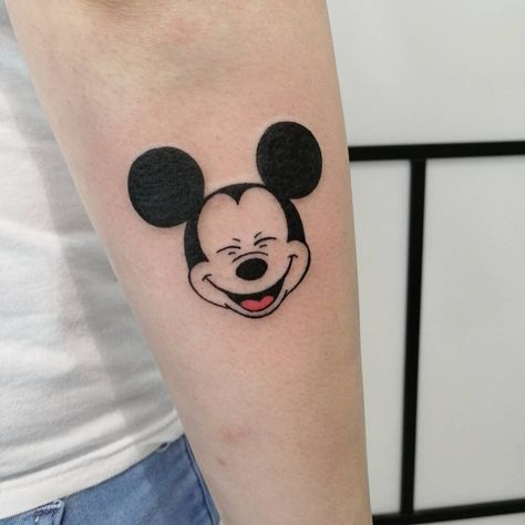 56 Ideas Tattoo Disney Mickey Tat