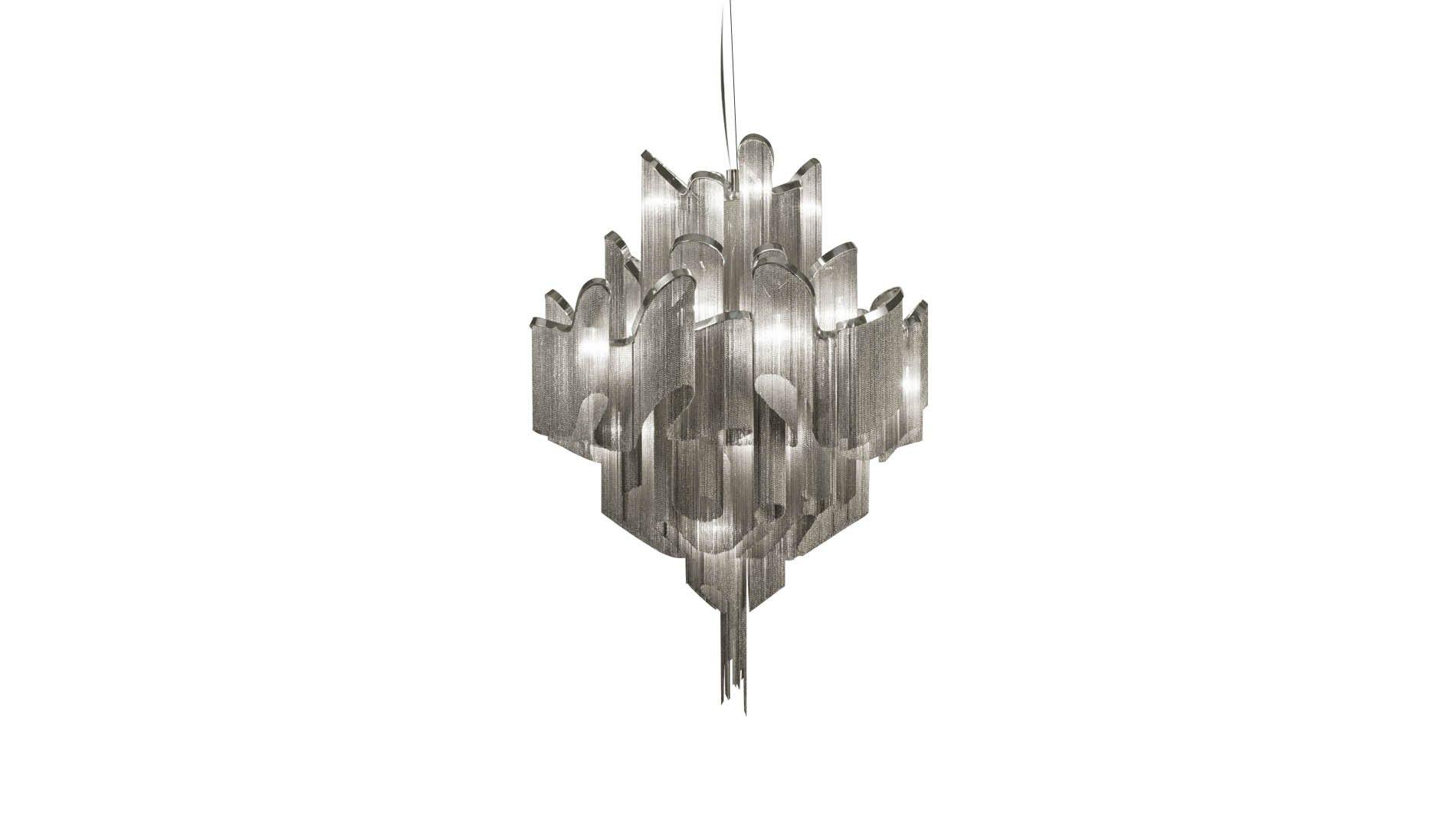 Stream chandelier chandeliers chandeliers online and lava stream chandelier arubaitofo Image collections