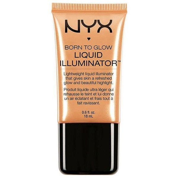 Born to Glow! Liquid Illuminator by NYX Professional Makeup #5