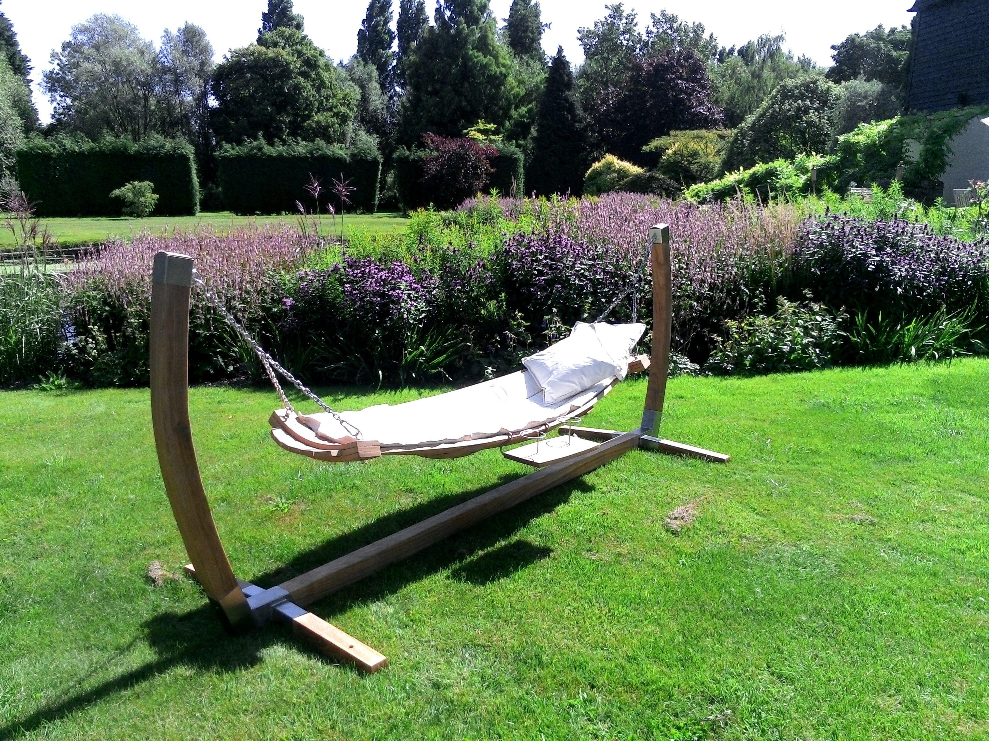 Beautiful oak Hammock Hertfordshire Hammocks Outdoor