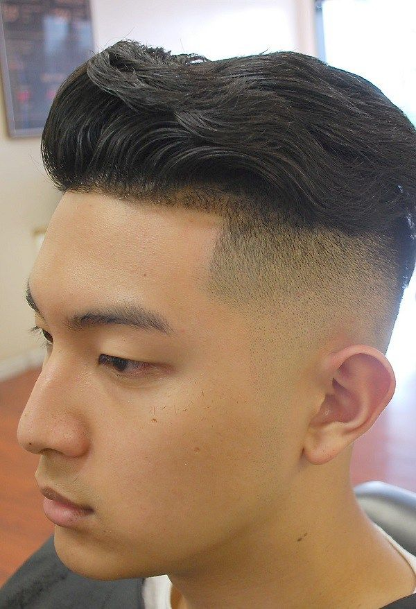Pin On Men S Different Fade Haircuts