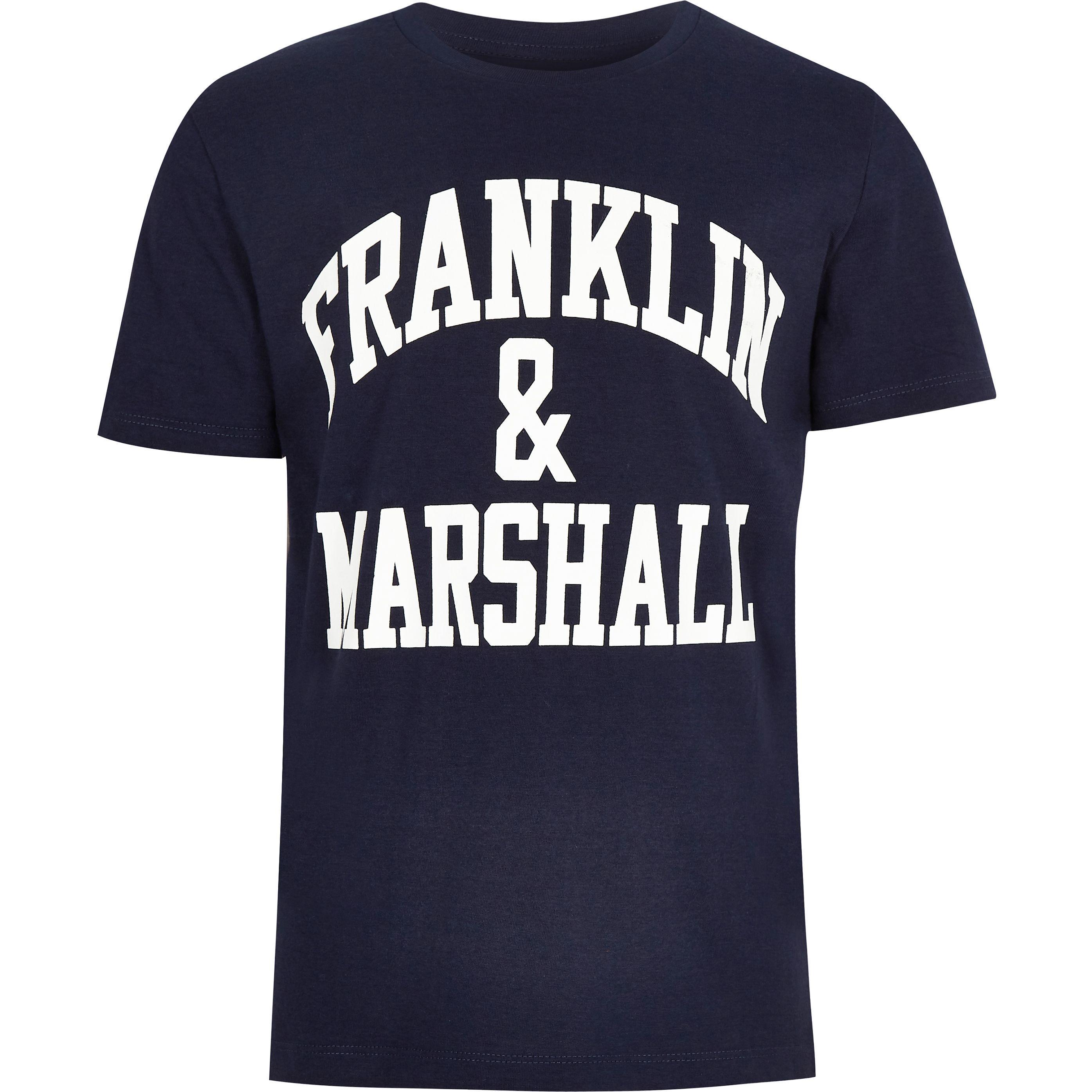 Franklin /& Marshall Boys Long Sleeved T-Shirt