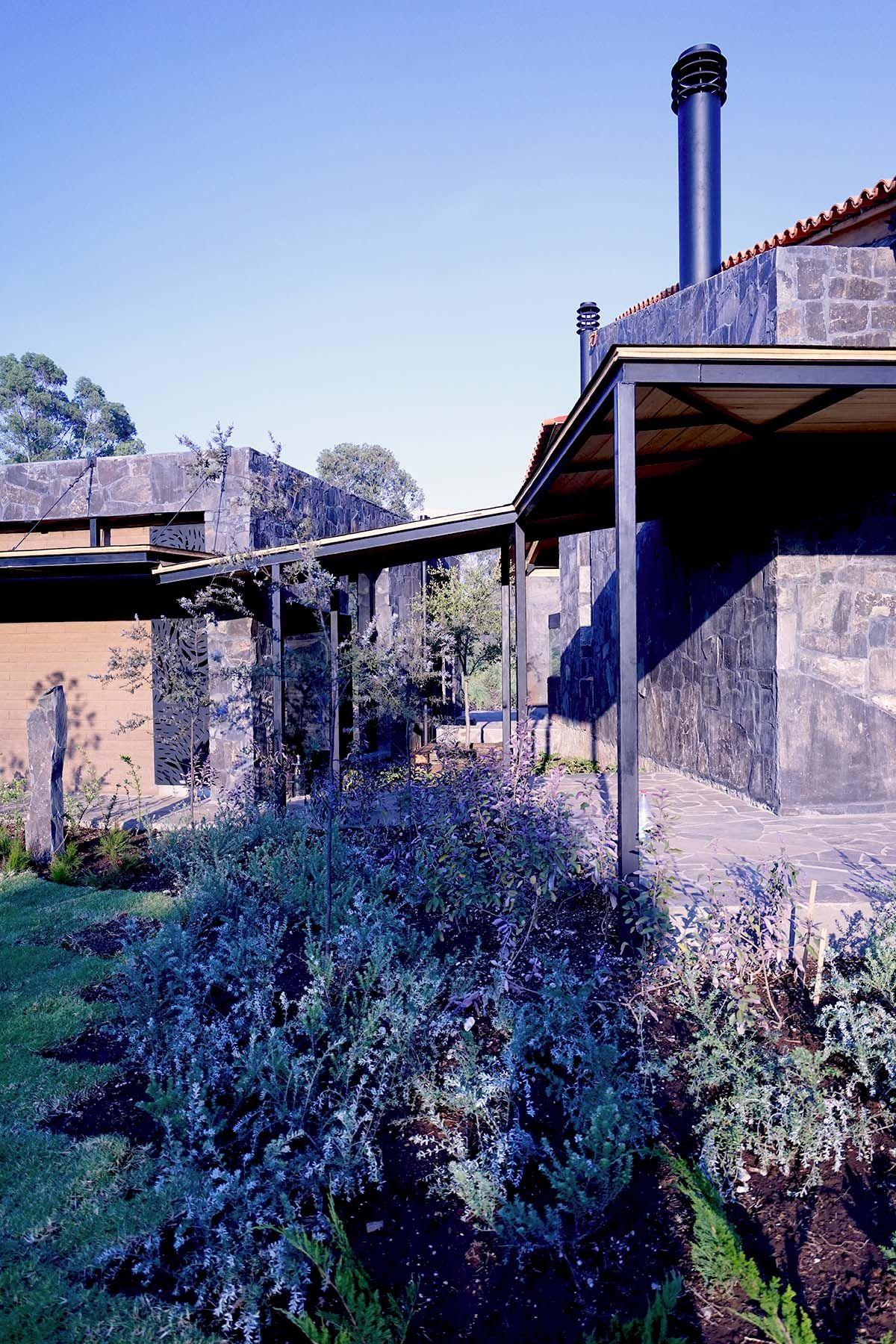 La Casona / Patio Intermedio / @ArqLDSalazar - PARQ Progresivo de Arquitectura