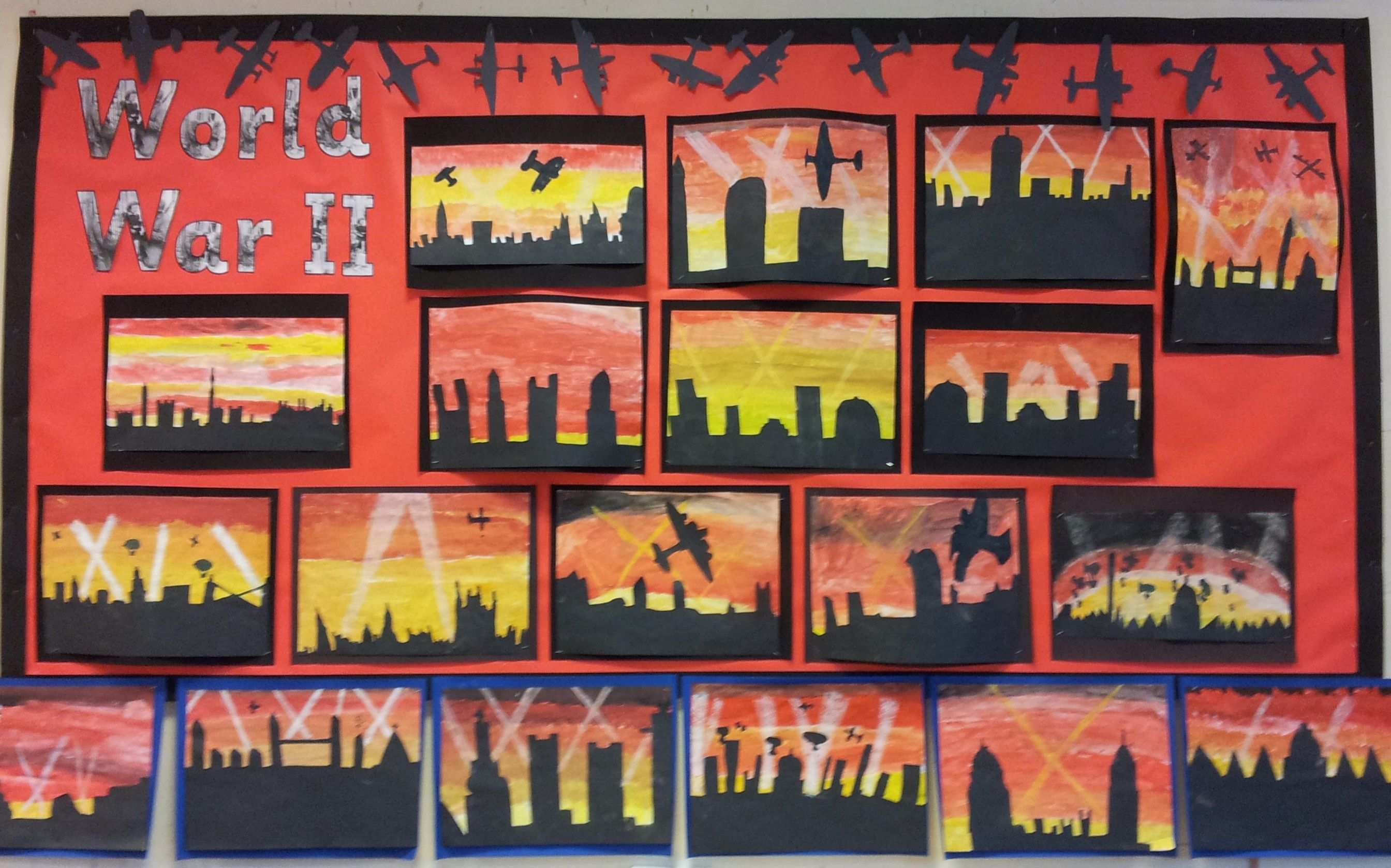 Pin on Lady Bay Primary, Nottingham. KS1 & KS2 Art Displays