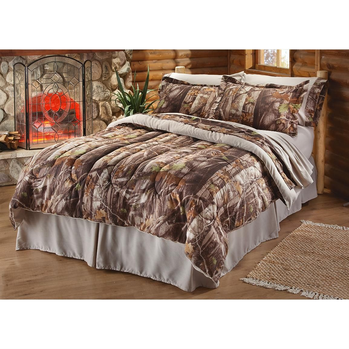 Get Comfy In Camo With This Complete Bed Set From Next Camo Comes