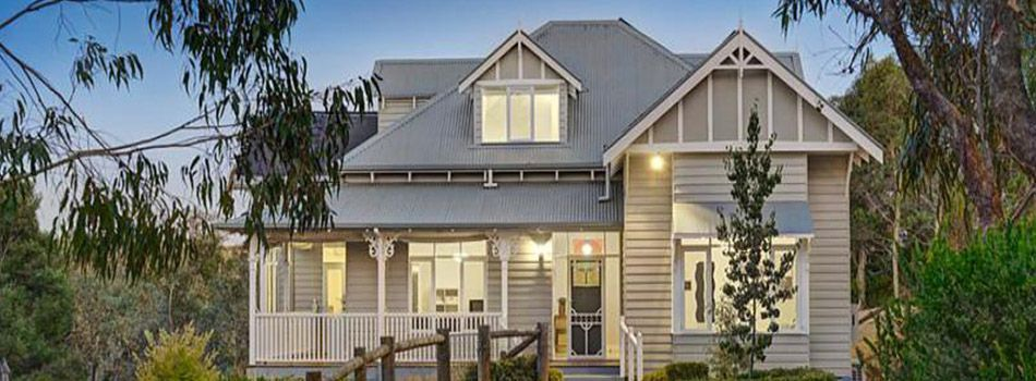 Weatherboard homes melbourne google search veranda for Weatherboard house designs