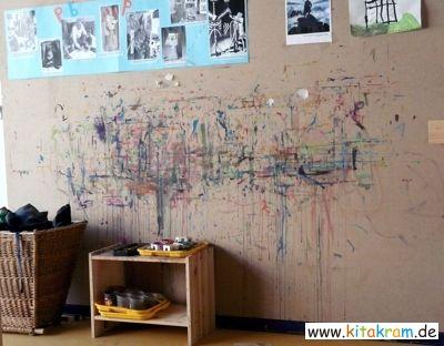 Ateliereinrichtung und austattung hier m chte man noch for Raumgestaltung in der kindertagespflege