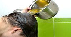 6 rem des naturels contre la chute de cheveux cheveux pinterest renforcer les cheveux. Black Bedroom Furniture Sets. Home Design Ideas