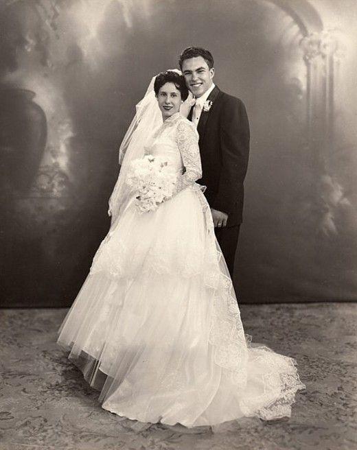 Vintage Wedding Couple Vintage Wedding Photos Wedding Gowns Vintage Wedding Dresses Vintage