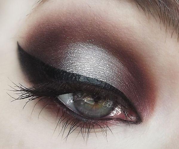 Maquiagem olho