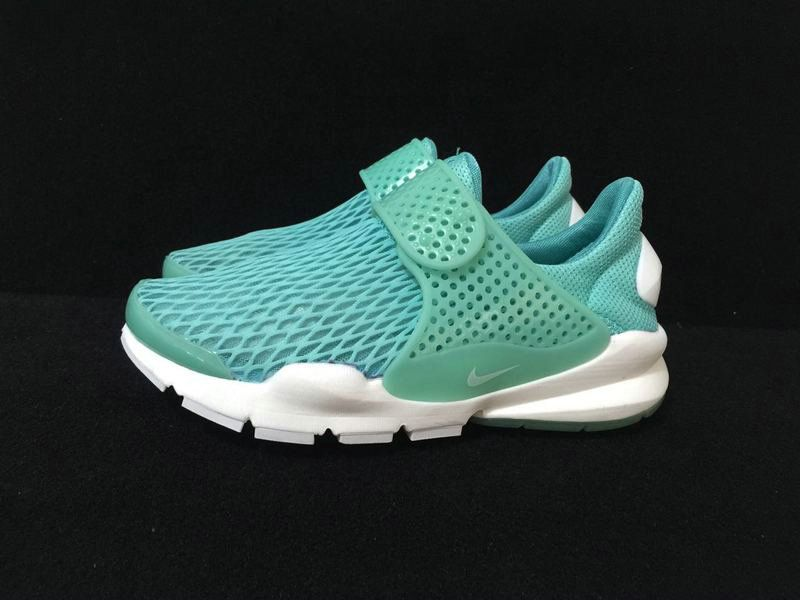 9868f99bfddd Free Shipping Only 69  Nike Sock Dart Breeze Summer 2017 Green Mint  Fiberglass White 896446