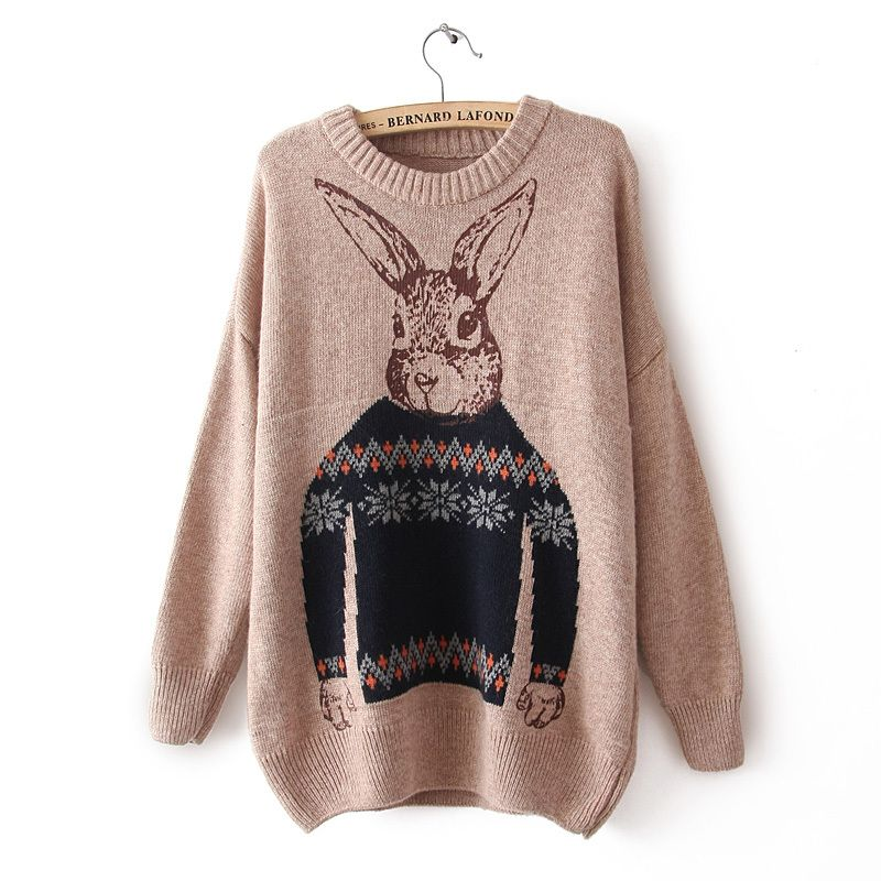 Free shipping New Fashion 2017 Autumn Winter Women Wool Pullovers ...