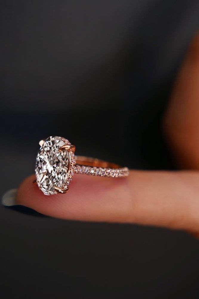 Hand crafted halo vintage or rose gold shopping for a ring can