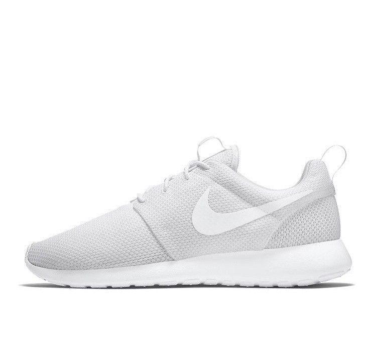 b817d486311e Nike Roshe Run One Mens Shoes 14 White  Nike  RunningShoes
