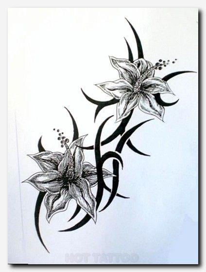 Tatoo Ideas Hot Tattoo Black Flowers Tattoo Flower Tattoo Girly Hand Tattoos