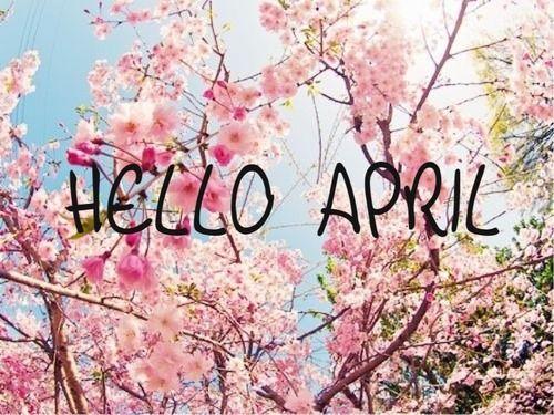 Pics For Hello April Tumblr