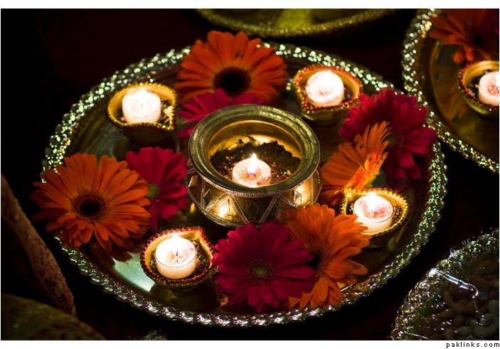 Mehndi Flower Plates : Mehnid taalis mehndi plate for the night gerbas
