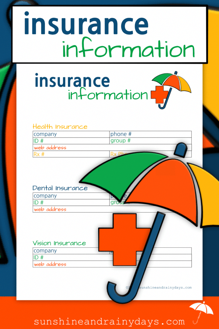 Insurance Information Pdf Supplemental Health Insurance