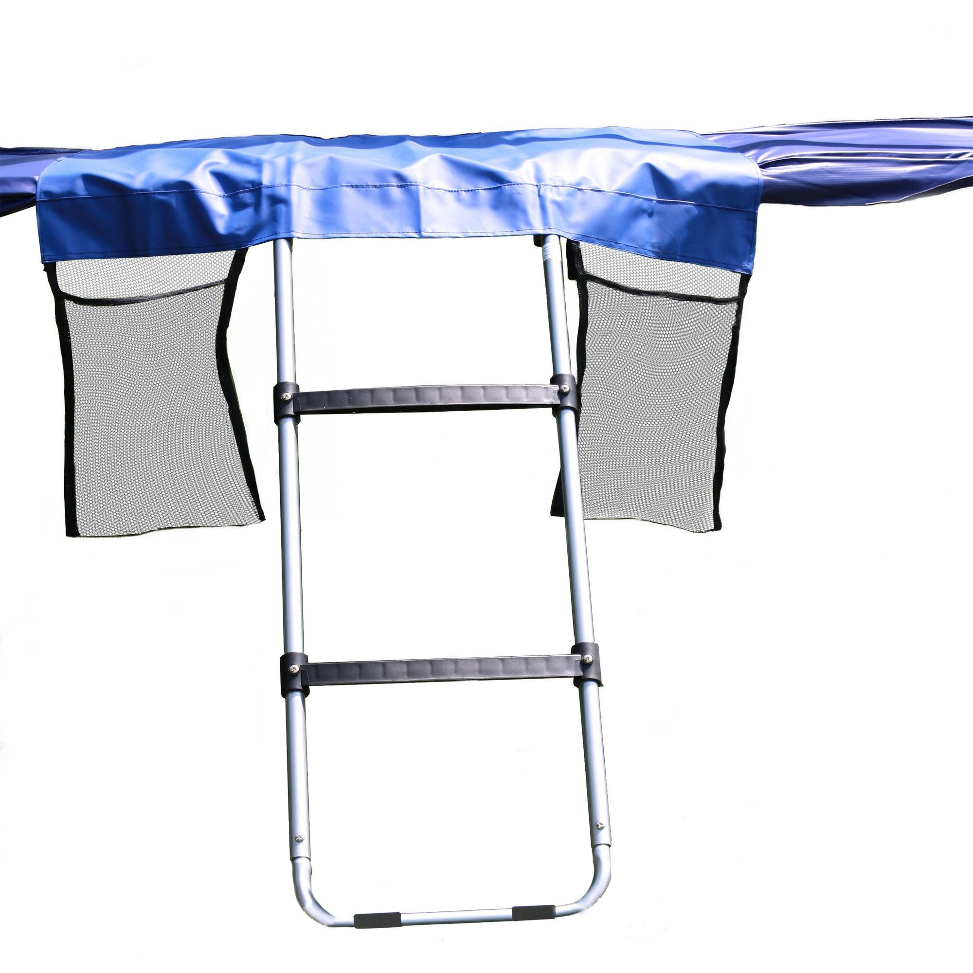 Wide-Step Trampoline Ladder Kit