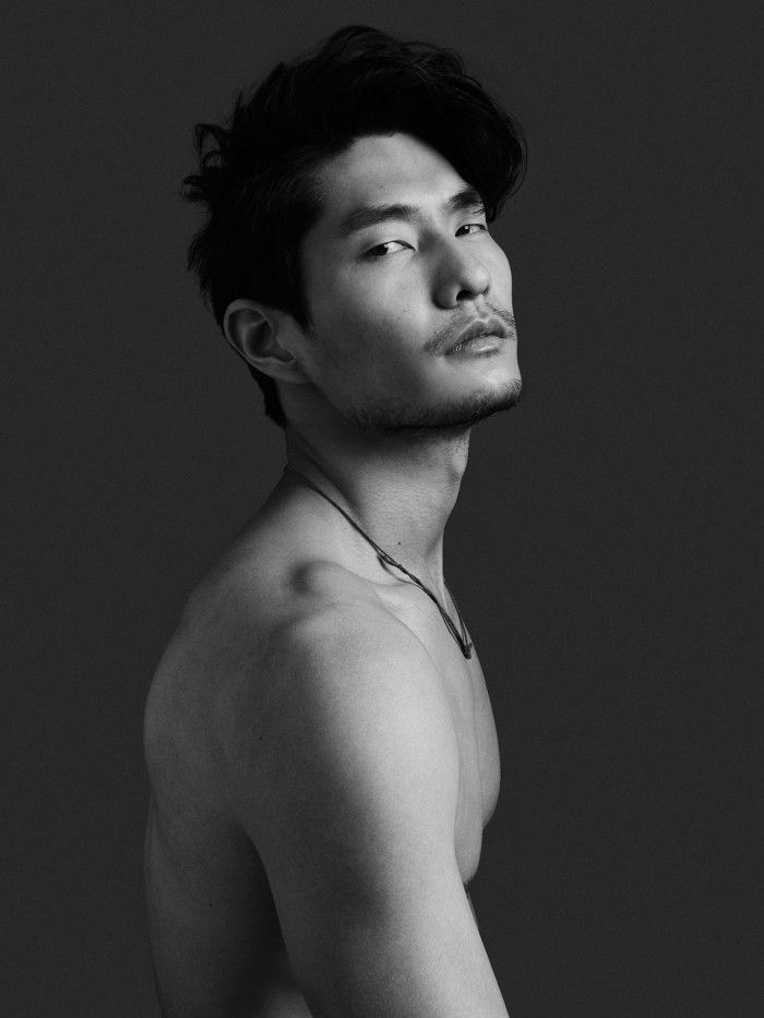 модели мужчины азиаты фото просто