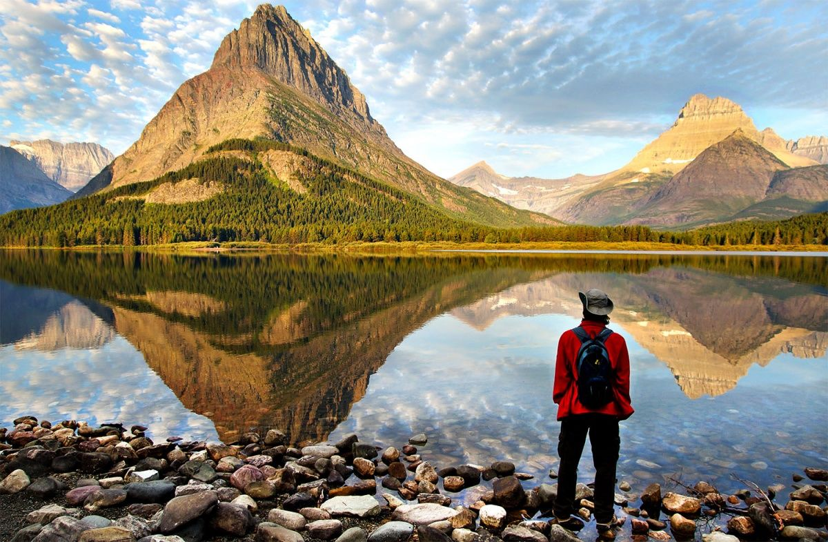 "Image result for Gunung Grinnell – Montana Amerika Serikat"""