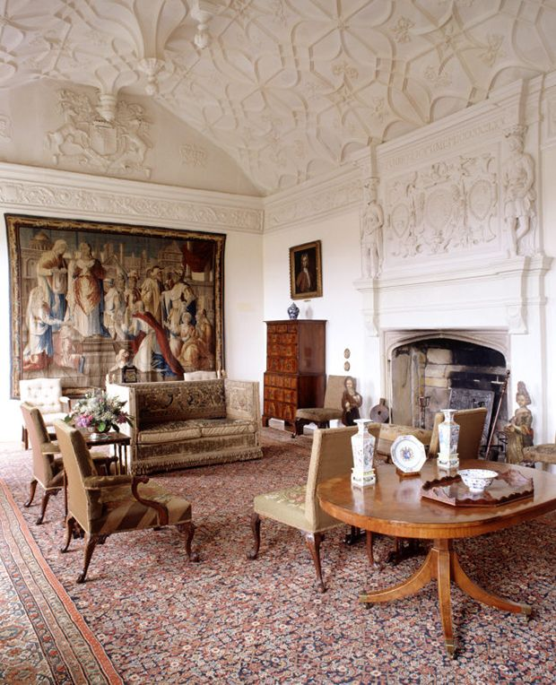 Historic Houses To See For Their Interiors Trerice