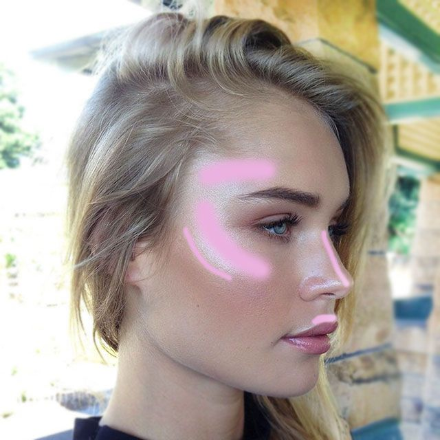 Strobing: Summer Beauty Trend | Makeup and Beauty | Beauty ...