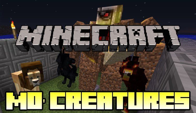 Mo Creatures Mod 11121102 Is A Mod Including Many New Species