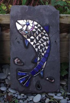 fish by artist Jan Kilpatrick