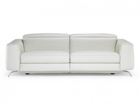 Natuzzi Editions - B795 Luca Reclining Sofa | Modern Italian ...
