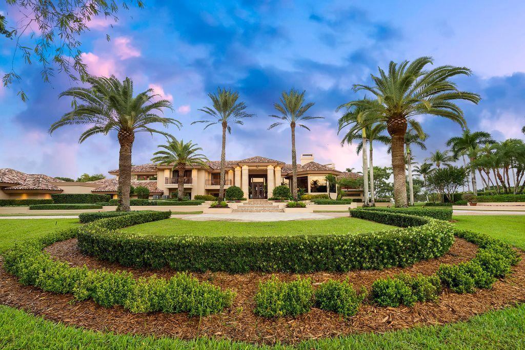 6011 Le Lac Rd Boca Raton Fl 33496 Florida Mansion