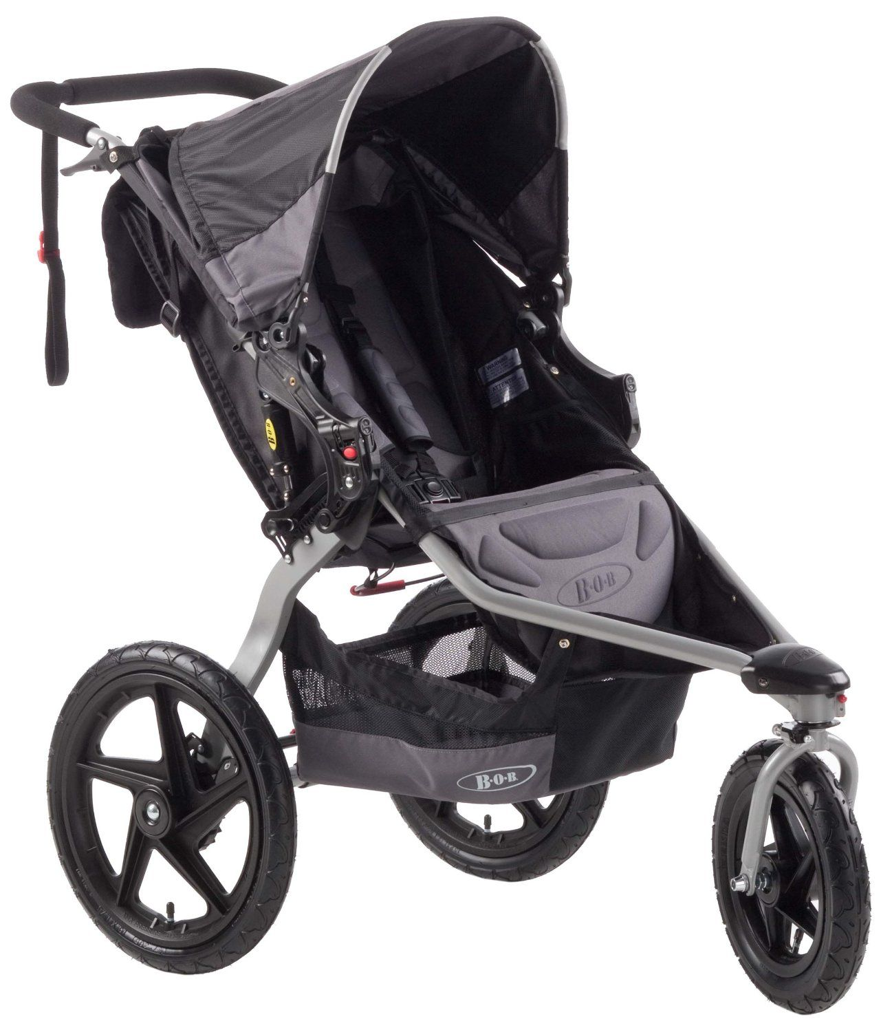 Include your child in your workout with the Stroller Strides® Fitness  Stroller. Equipped with the BOB® Handlebar Console, Stroller Strides  Exercise Manual ...