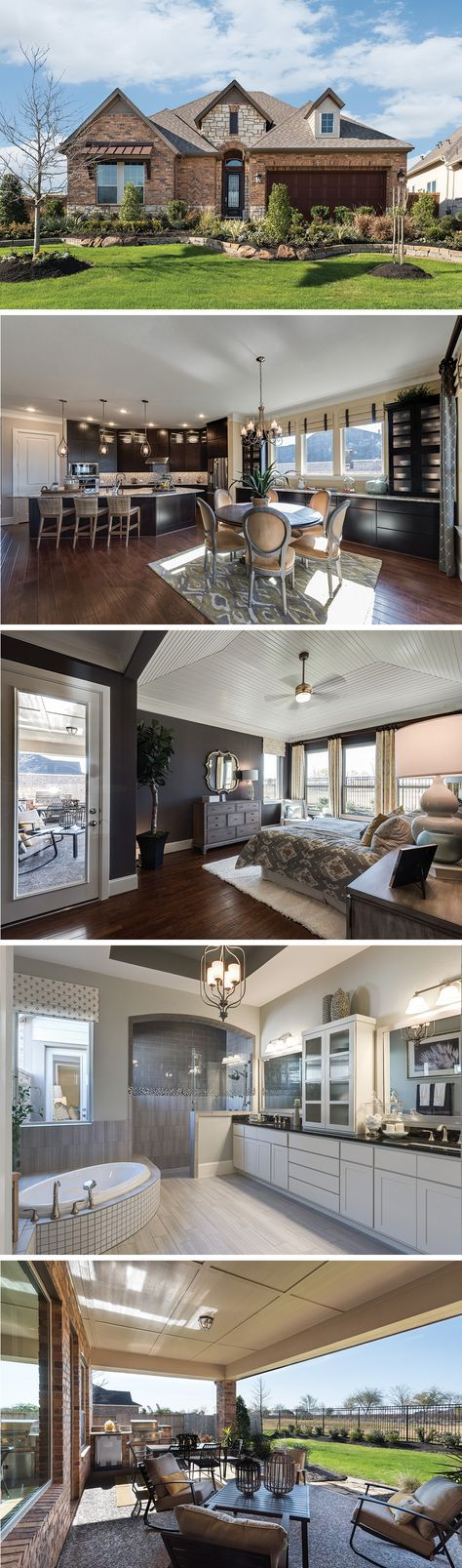 The Bratton by David Weekley Homes in
