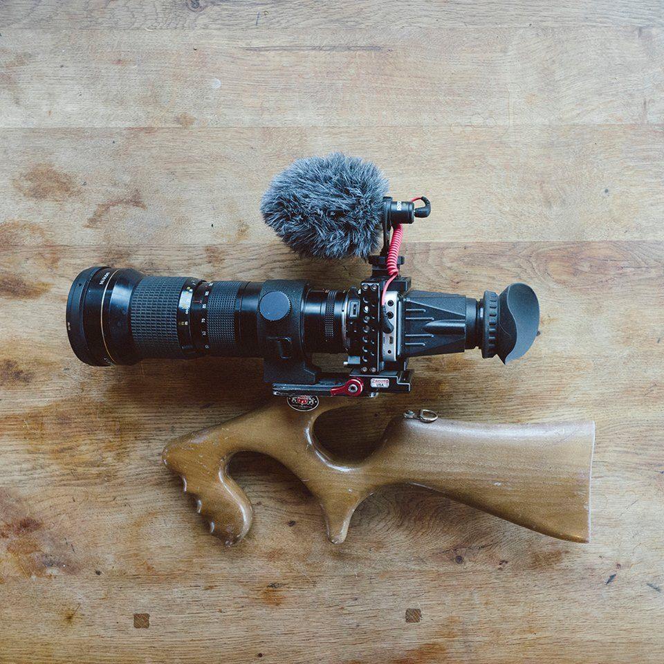 shooting for real