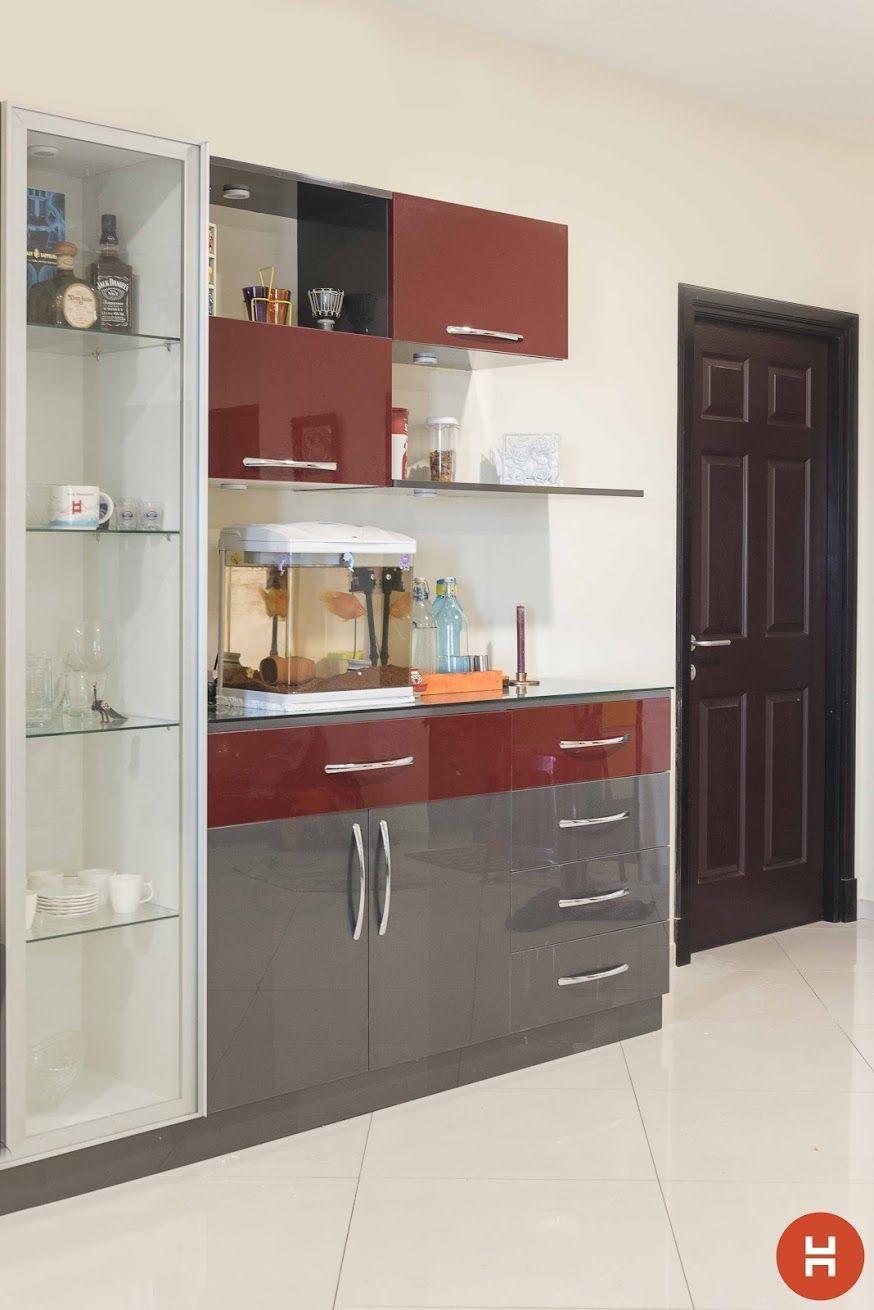 9+ Fabulous Dining Furniture Tips Ideas   Crockery cabinet design ...